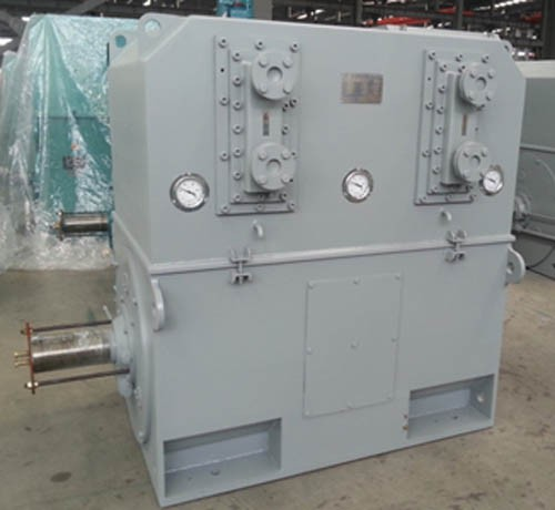 上图为西玛YKS空水冷高压电机